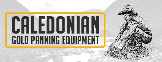 Caledonian mining equipment - Made in the UK