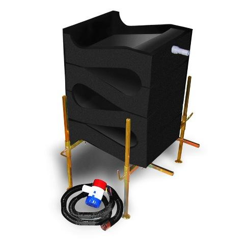 Gold Cube - The ultimate gold concentrator