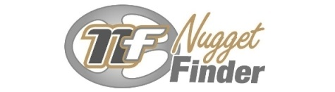 TTF Nugget Finder Logo
