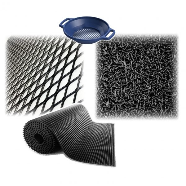Matting, Sieves & Mesh