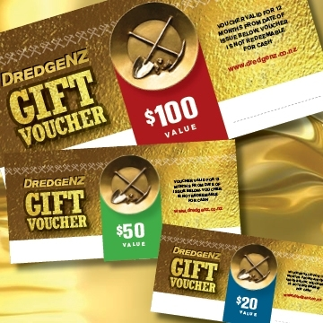 Gift Vouchers the old fashioned way